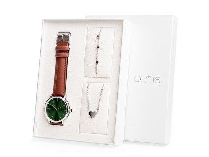Dámské hodinky dárkový set a-nis AS100-15