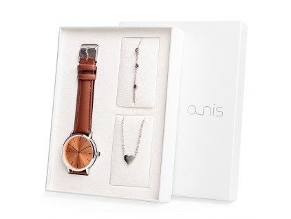 Dámské hodinky dárkový set a-nis AS100-12