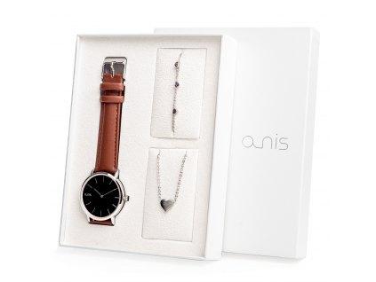 Dámské hodinky dárkový set a-nis AS100-06
