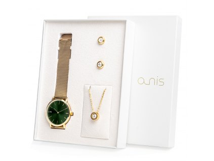 Dámské hodinky dárkový set a-nis AS100-25