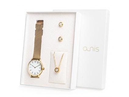 Dámské hodinky dárkový set a-nis AS100-16