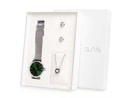 Dámské hodinky dárkový set a-nis AS100-13