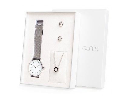 Dámské hodinky dárkový set a-nis AS100-01