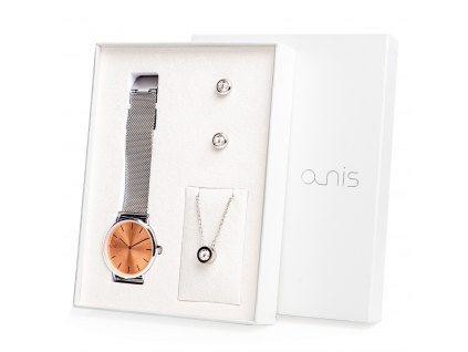 Dámské hodinky dárkový set a-nis AS100-10