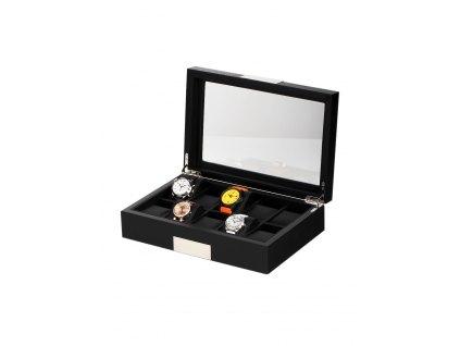 Box na hodinky Rothenschild RS-2350-10BL black