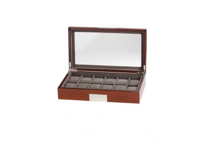 Box na hodinky Rothenschild RS-2350-12MA brown