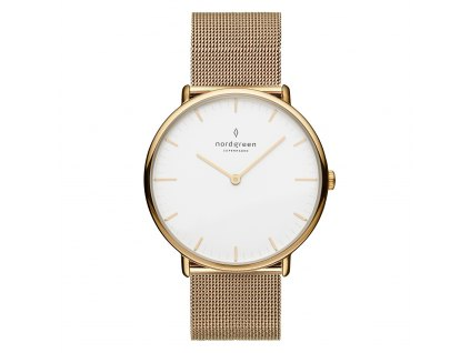 Unisex hodinky Nordgreen NR36GOMEGOXX