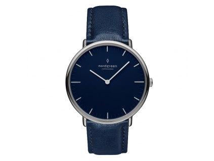 Unisex hodinky Nordgreen NR36SILENANA