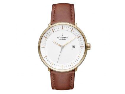 Unisex hodinky Nordgreen PH36GOLEBRXX