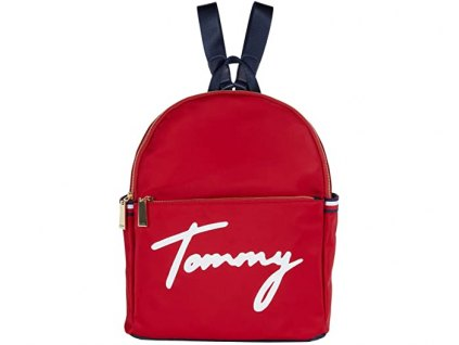 Tommy Hilfiger Sirina Backpack Nylon red