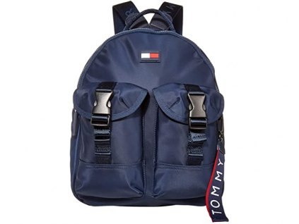 Tommy Hilfiger Lola Dome Backpack Nylon navy