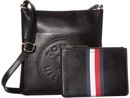 Tommy Hilfiger Virden North South Crossbody black 8