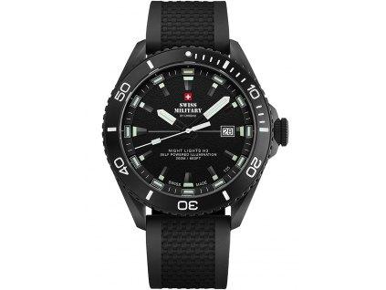 Pánské hodinky Swiss Military SM34080.06 Night Lights