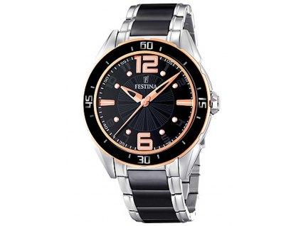 Dámské hodinky Festina F16396/2 Ceramic