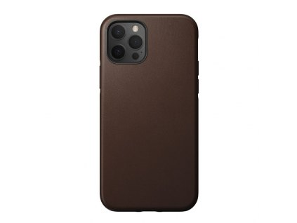 Nomad Rugged Case, brown - iPhone 12/12 Pro