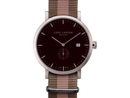 Pánské hodinky LARS LARSEN 131SBSN
