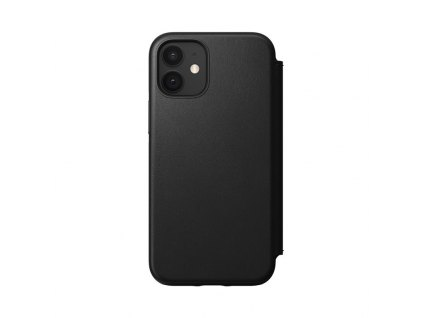 Nomad Rugged Folio, black - iPhone 12 mini