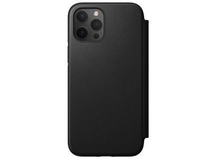 Nomad Rugged Folio, black - iPhone 12 Pro Max
