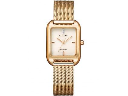 Dámské hodinky Citizen EM0493-85P Eco-Drive