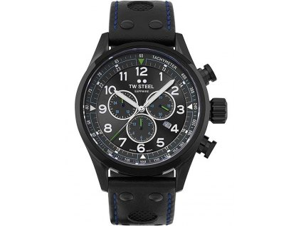 Pánské hodinky TW-Steel SVS306 Volante Petter Solberg