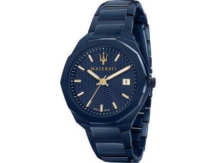 Pánské hodinky Maserati R8853141001 Blue Edition