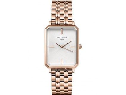 Dámské hodinky Rosefield OCWSRG-O42 The Octagon