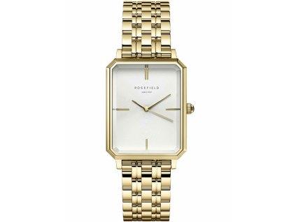 Dámské hodinky Rosefield OCWSG-O40 The Octagon