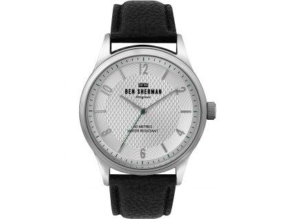 Pánské hodinky Ben Sherman WB025B Spitalfields Vinyl