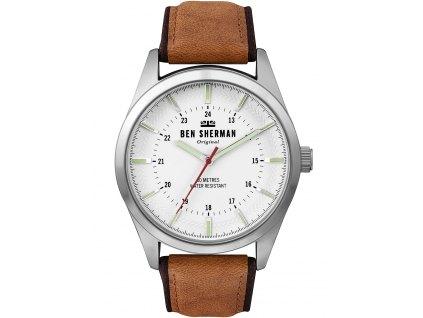 Pánské hodinky Ben Sherman WB027T Spitalfields Outdoor