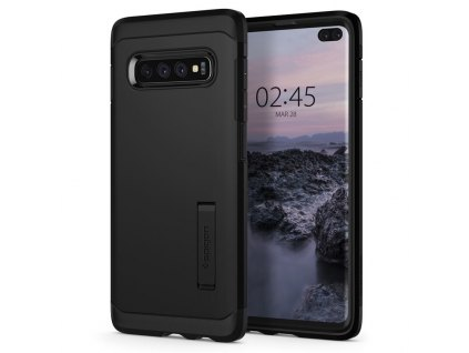 Spigen Tough Armor, black - Galaxy S10+