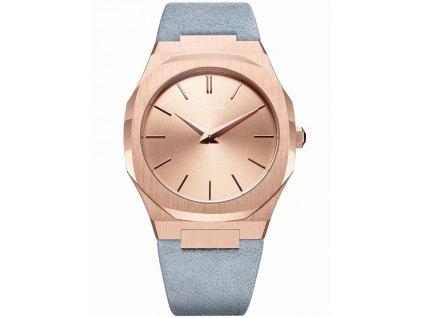 Dámské hodinky D1 Milano UTL04 Ultra Thin Light Blue