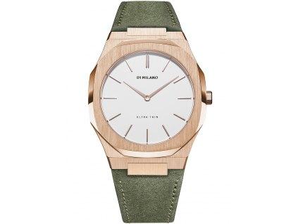 Dámské hodinky D1 Milano UTLL08 Ultra Thin Ulivo