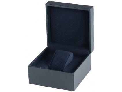 Box na hodinky Blue leatherette RS-3030-1BLUE