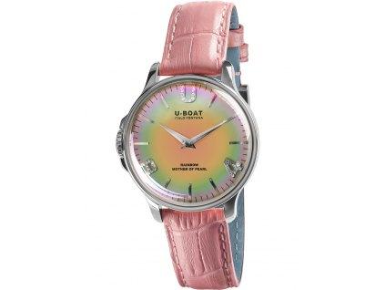 Dámské hodinky U-Boat 8472 Rainbow