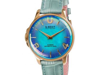 Dámské hodinky U-Boat 8475 Rainbow