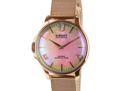 Dámské hodinky U-Boat 8473/MT Rainbow