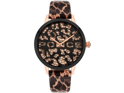 Dámské hodinky Police PL16028MSRB.02 Bagan
