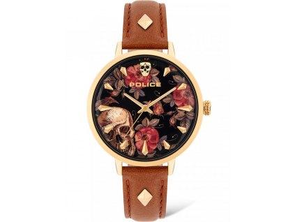 Dámské hodinky Police PL16034MSG.02 Miona