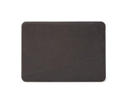 "Decoded Leather Sleeve, antracite - Macbook 13"""