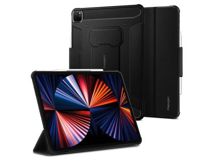 "Spigen Rugged Armor Pro, black - iPad Pro 12.9"" 21"