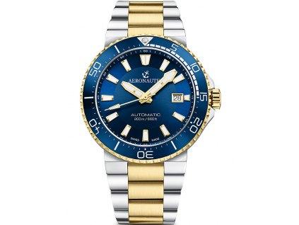 Pánské hodinky Aeronautec ANT-44086-03