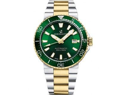 Pánské hodinky Aeronautec ANT-44086-04