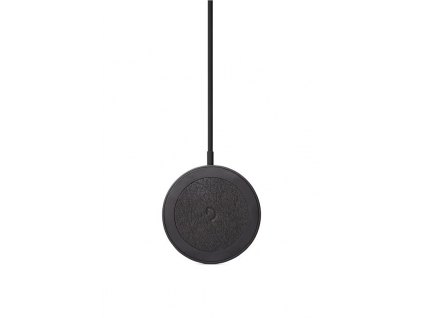 Decoded Wireless Charging Puck 15W, black