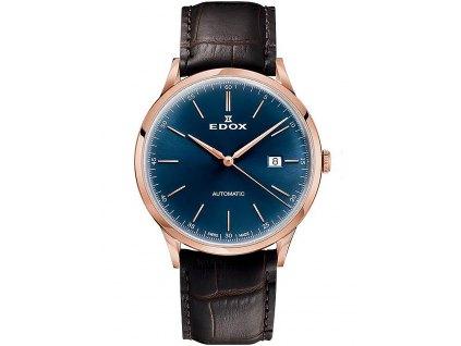 Pánské hodinky Edox 80106-37RC-BUIR Les Vauberts