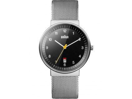 Pánské hodinky Braun BN0032BKSLMHG Classic