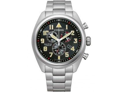 Pánské hodinky Citizen AT2480-81E Eco-Drive Super-Titanium