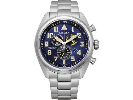Pánské hodinky Citizen AT2480-81L Eco-Drive Super-Titanium