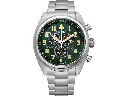 Pánské hodinky Citizen AT2480-81X Eco-Drive Super-Titanium