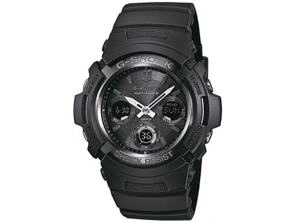 Pánské hodinky CASIO AWG-M100B-1AER G-SHOCK