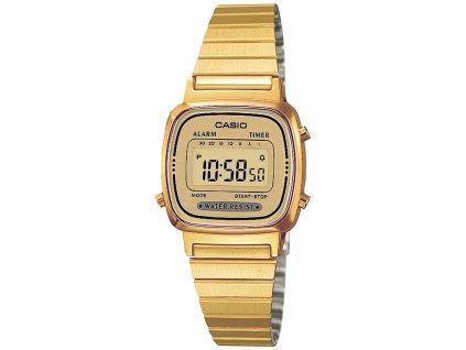 Dámské hodinky CASIO LA670WEGA-9EF